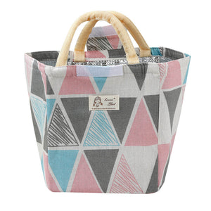 Thermal Insulated Lunch Box Tote