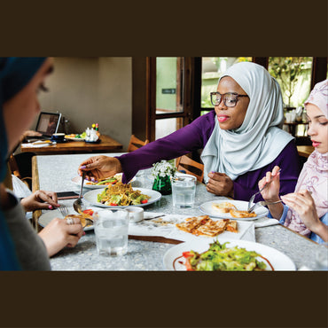 Muslims will spend $1.86 trillion on F&B by 2023