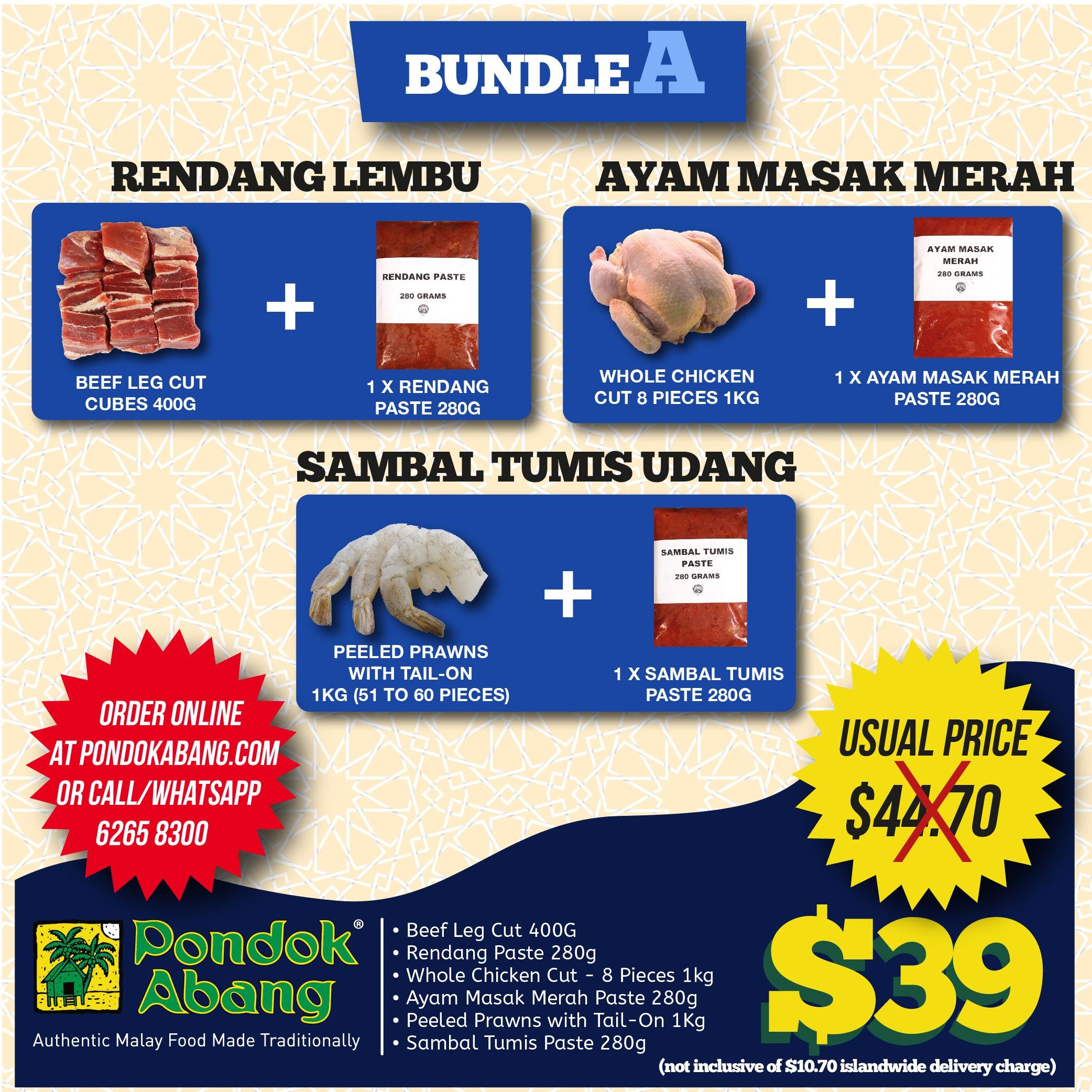 Bundle Package A