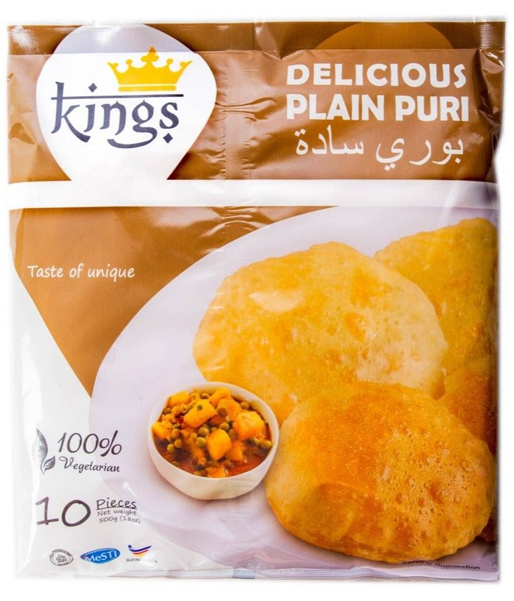 King's Instant Puri- 10 Pieces