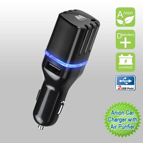 Mybat Car Charger/Air Purifier