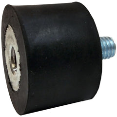 Radiator Single Stud Isolator Mount.
