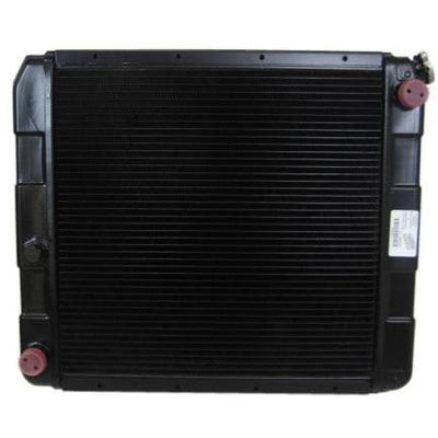 blood bus generator radiator