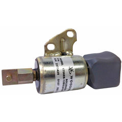 Top Mount Kubota APU Fuel Solenoid