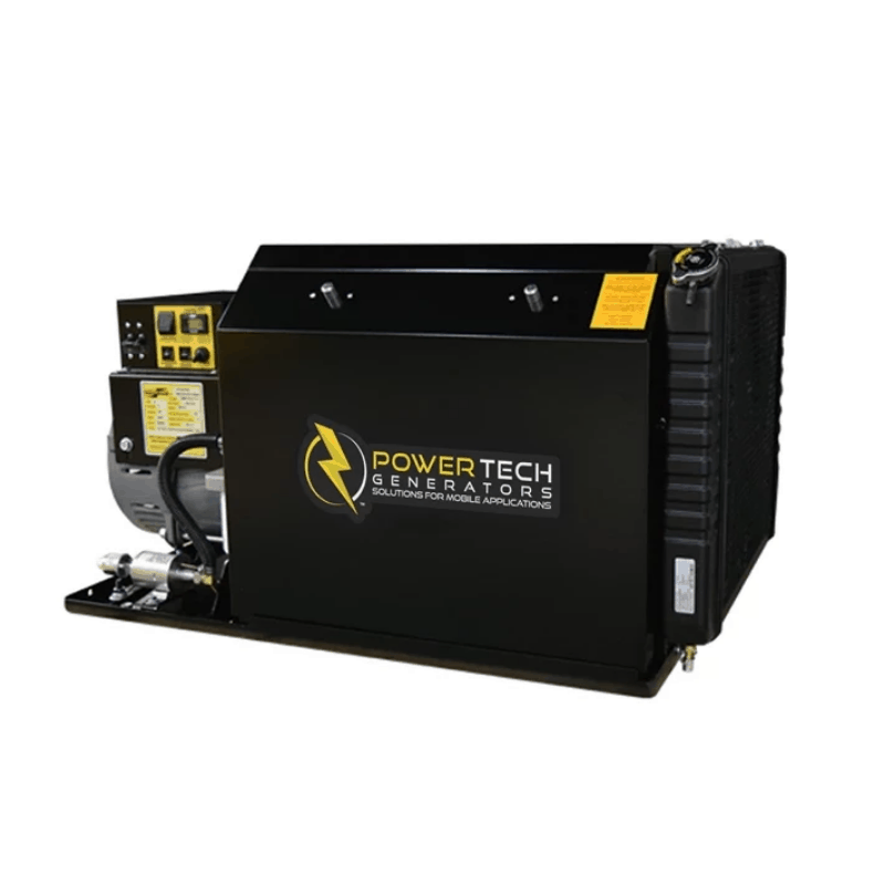 Specialty Vehicle Generators - Power Tech Mobile Generators