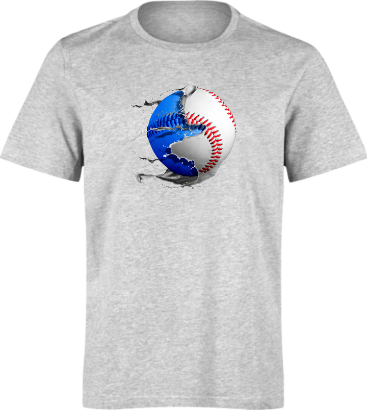 Blue Ball Men's T-shirt