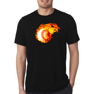Fire Ball T-shirt