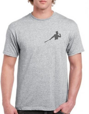 Gray Piña Swing T-Shirt