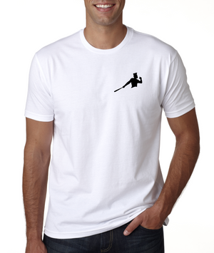 White Piña Swing T-Shirt