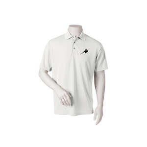 "White Adult Polo ""Piña Swing"""