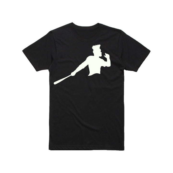 Black Piña Swing T-Shirt