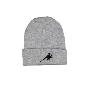 Gray Piña Power Beanies