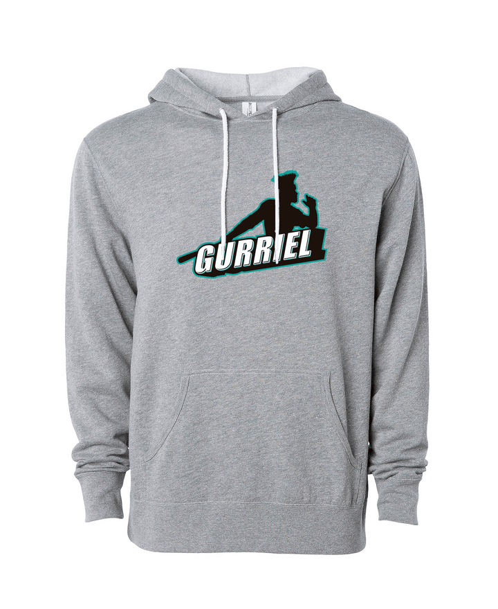 Gurriel's Logo - Independent Adult Hooded Fleece