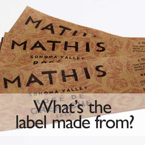 Mathis rose labels
