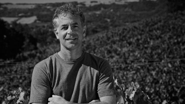 Peter Mathis, Mathis Vineyard, Sonoma Valley, California