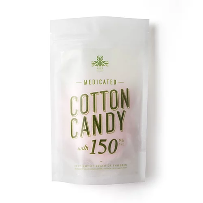 150mg Cotton Candy - Kush Kitchen