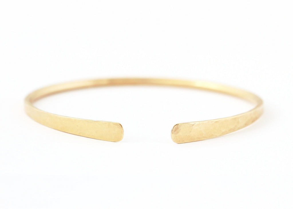 Sunshine Bracelet - 14k Yellow Gold