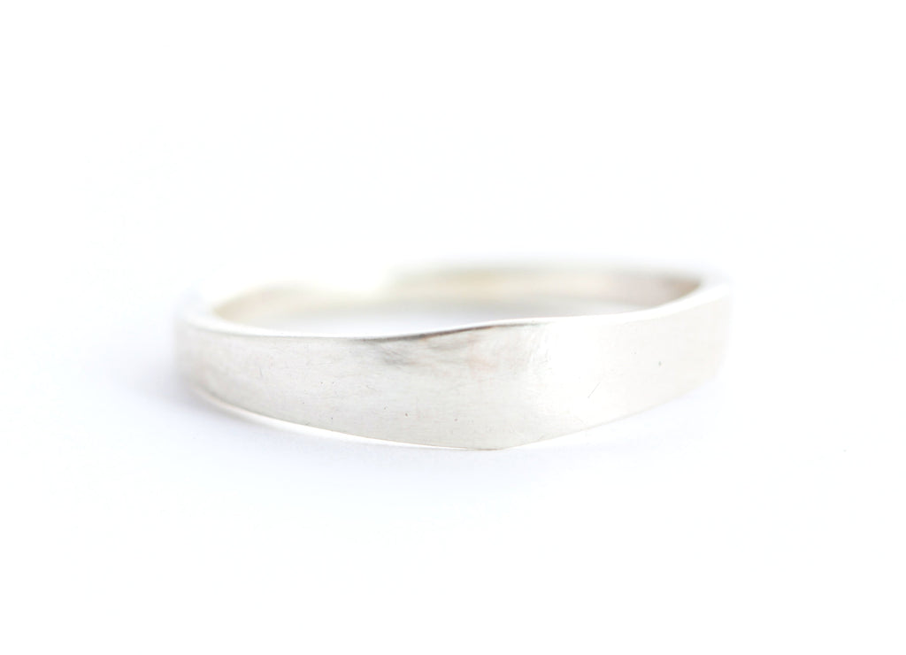 The Silver Fox Ring