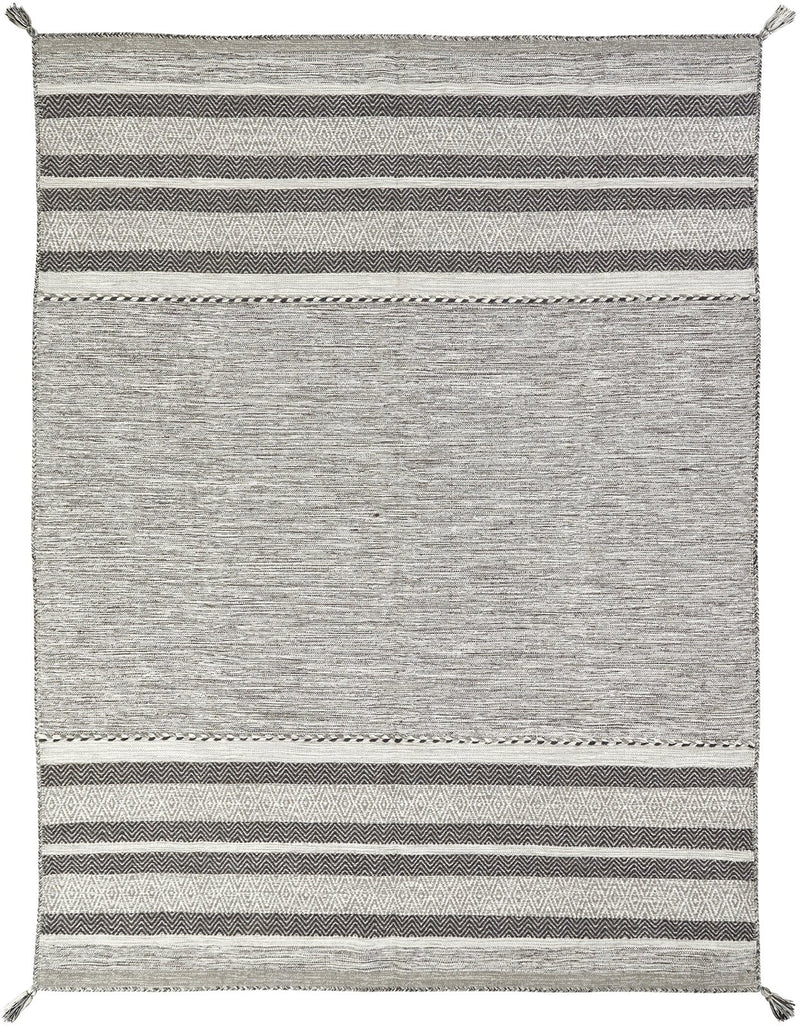 Tundra Canyon Granite Hand-Knotted Area Rug - AllRugs