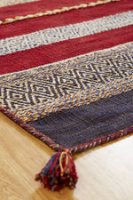 Load image into Gallery viewer, Tundra Ruby Hand-Knotted Area Rug - AllRugs