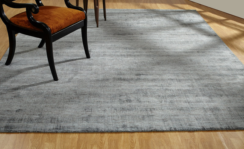 Vista Spa Marl Hand-Knotted Area Rug - AllRugs