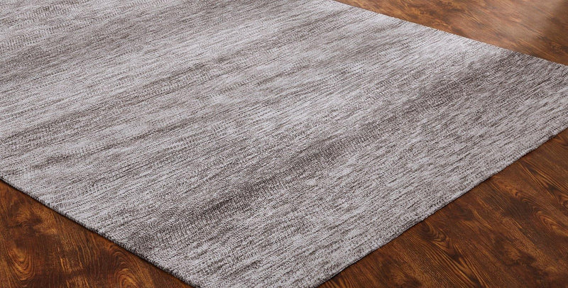 Soirée Brown Tufted Area Rug - AllRugs