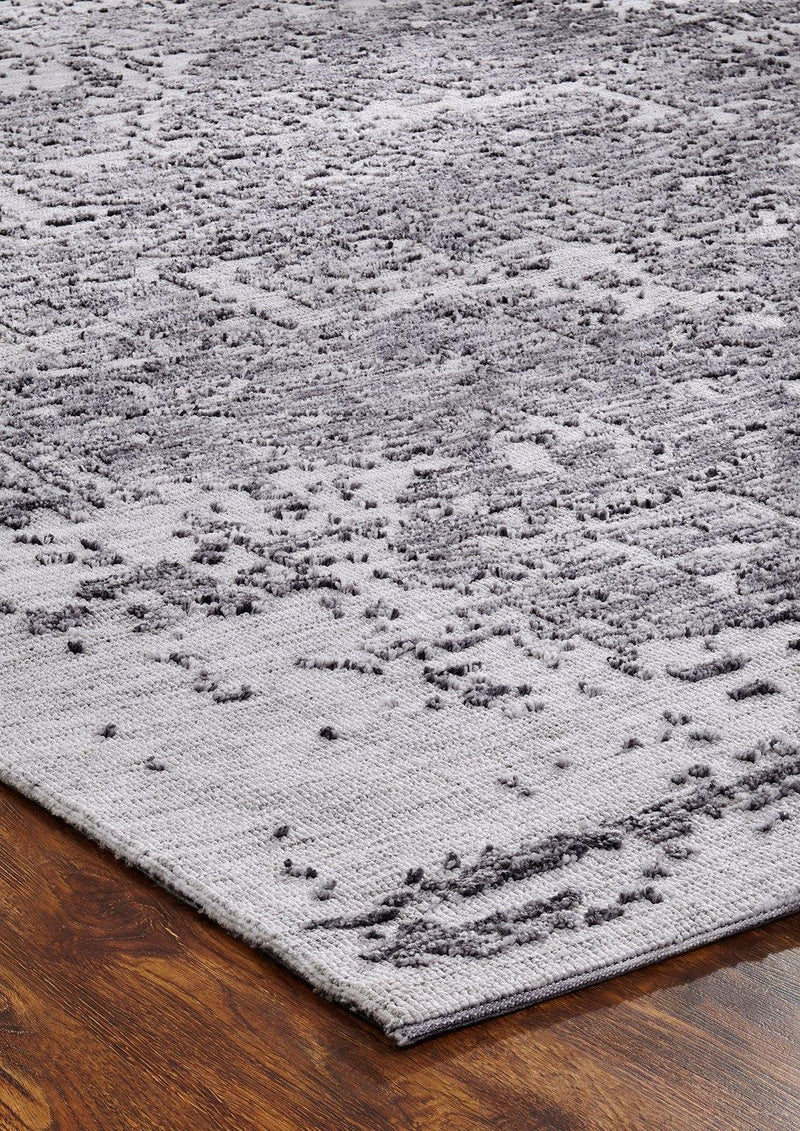 Soirée Grey Tufted Area Rug - AllRugs