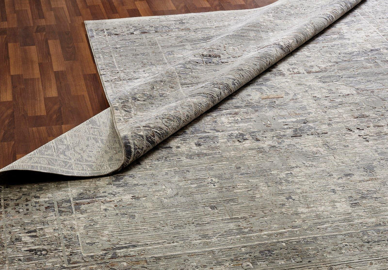 Gardenia Naturals and Greys Area Rug