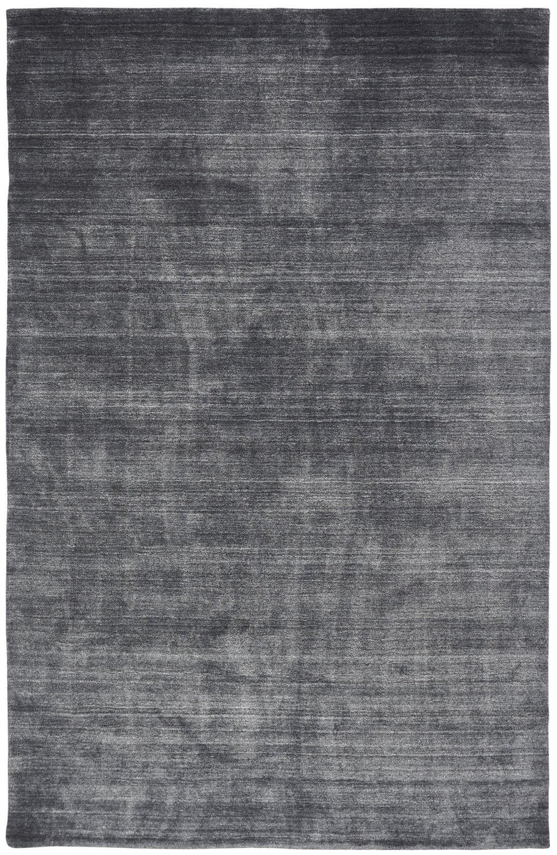 Sierra Charcoal Hand-Loomed Area Rug - AllRugs