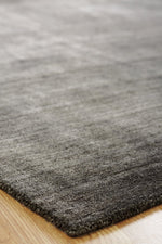 Load image into Gallery viewer, June Sierra Hand-Knotted Area Rug Grey Fog - AllRugs