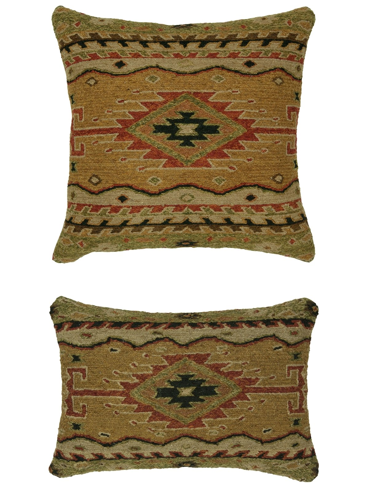Pillow PL-221 Earth Tones - AllRugs