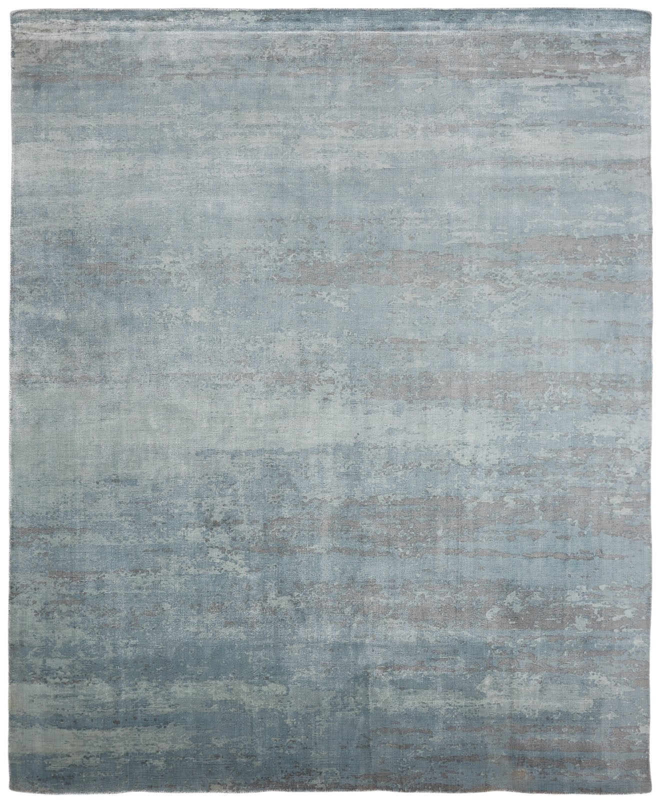 Nocturne Spa Hand-Loomed Area Rug - AllRugs
