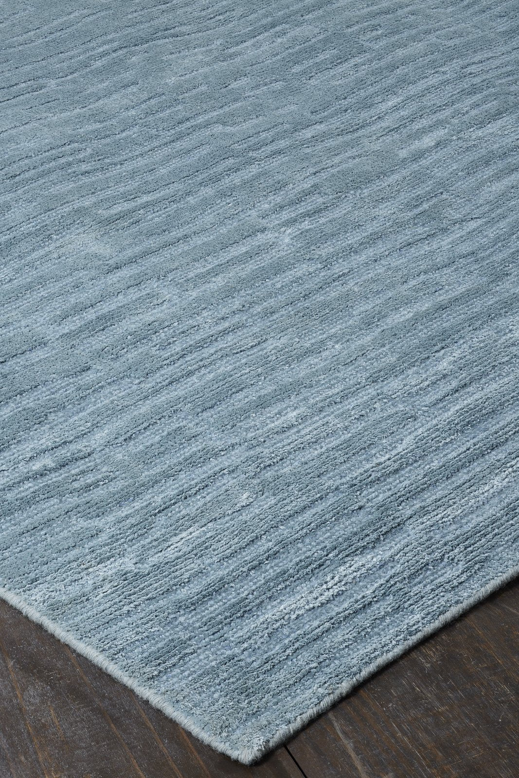 Mirage Aegean Blue Hand-Knotted Area Rug - AllRugs