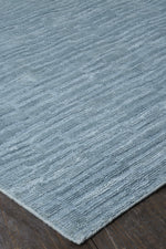Load image into Gallery viewer, Mirage Aegean Blue Hand-Knotted Area Rug - AllRugs