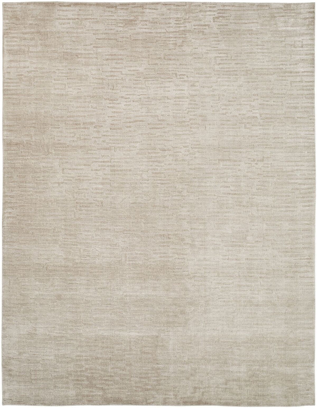 Mirage Linen Hand-Knotted Area Rug - AllRugs
