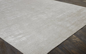 Mirage Platinum Hand-Knotted Area Rug - AllRugs