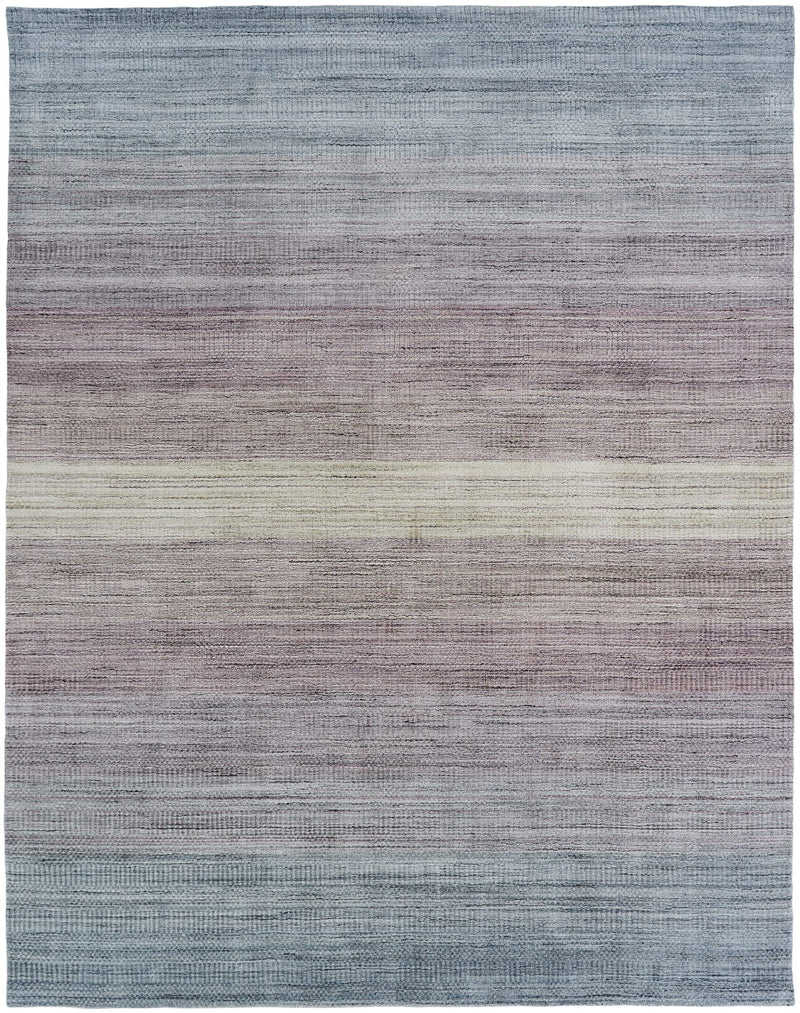 Synapse Sunset Skies Hand-Knotted Area Rug - AllRugs