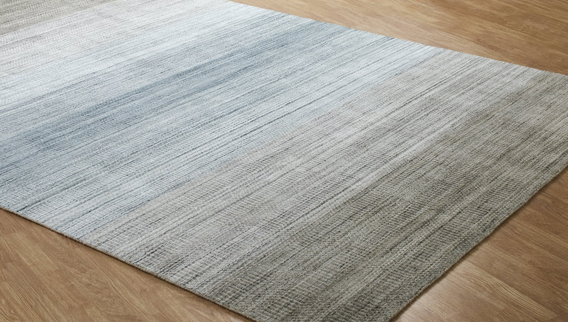 Synapse Earth Sky Hand-Knotted Area Rug - AllRugs