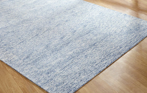 Terzo Capri Tweed Hand-Knotted Area Rug - AllRugs