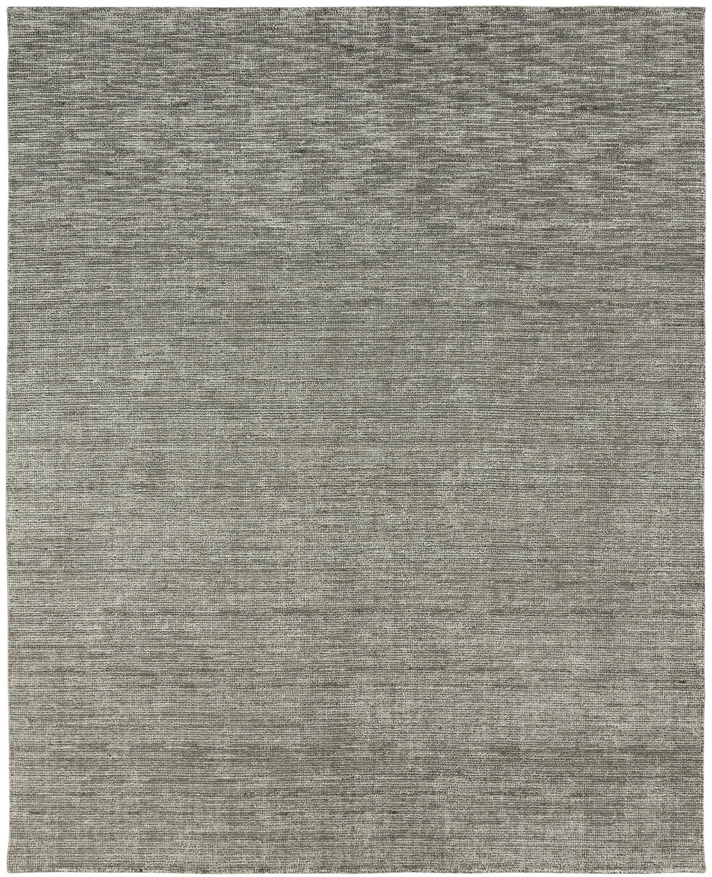 Virgo Heather Greys Hand-Knotted Area Rug - AllRugs