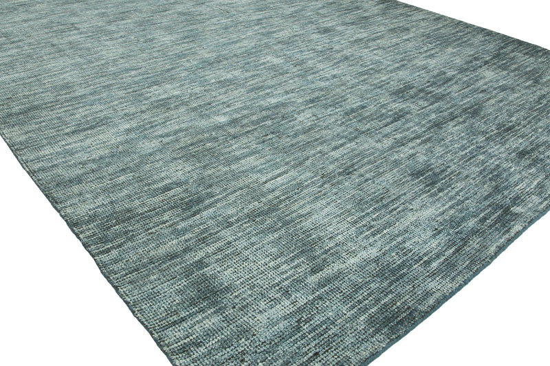 Virgo Ocean Waves Hand-Loomed Area Rug