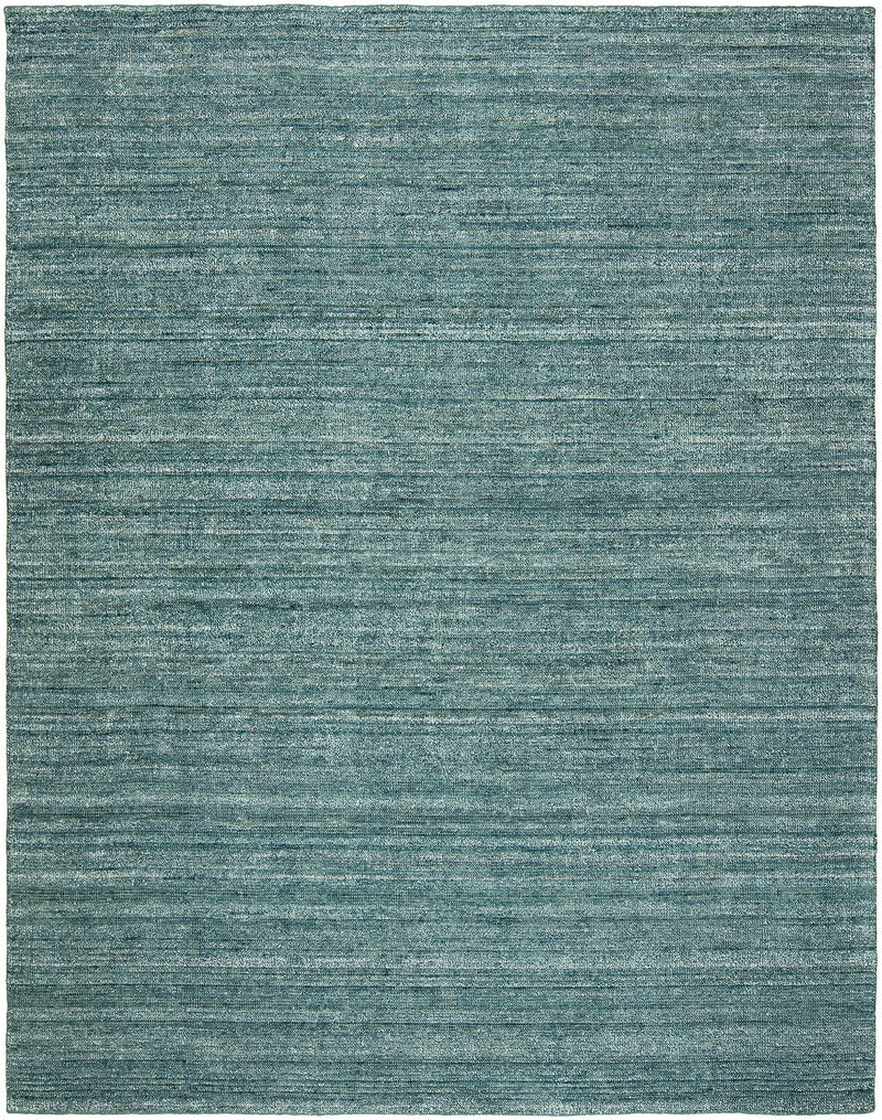 Virgo Cerulean Hand-Knotted Area Rug - AllRugs