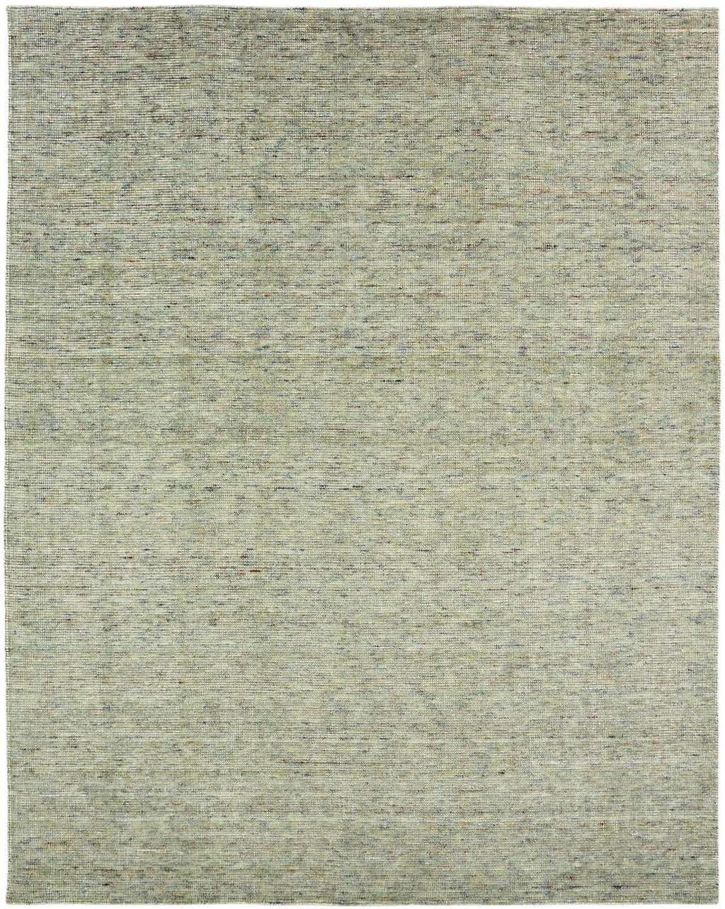 Virgo Mineral Green Hand-Knotted Area Rug - AllRugs