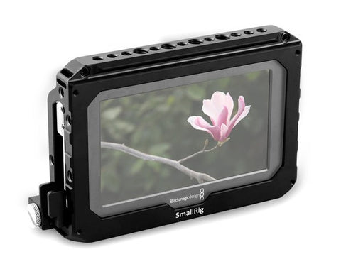 "SmallRig #1726 Cage for 5"" Blackmagic HD Video Assist"