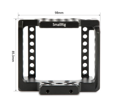 SmallRig #1773 Cage for BMMCC/BMMSC Cameras