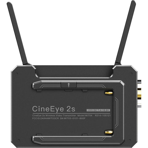Accsoon CineEye 2S Wireless SDI/HDMI Video Transmitter Kit