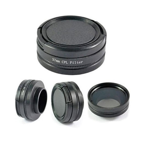 37mm Circular Polarizer Filter for GoPro