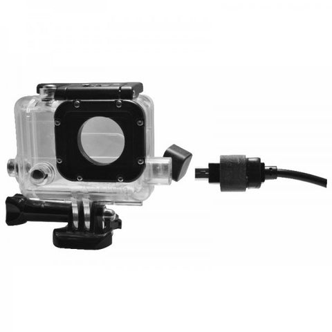 X~PWR All-Weather External Power Case for Hero3/4