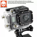 Back-Bone 7.5mm 3MP Lens Low Profile (M12)