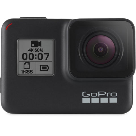 Bundle GoPro Hero7 Black w/ Mars 400S + Housing